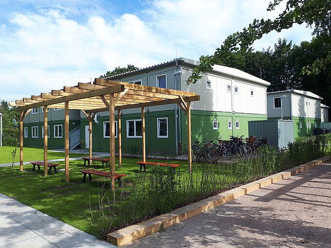 Wohnunterkunft Große Horst in Ohlsdorf