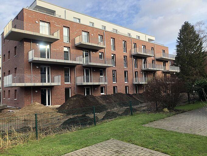 Wohnanlage Ihlestraße in Billstedt