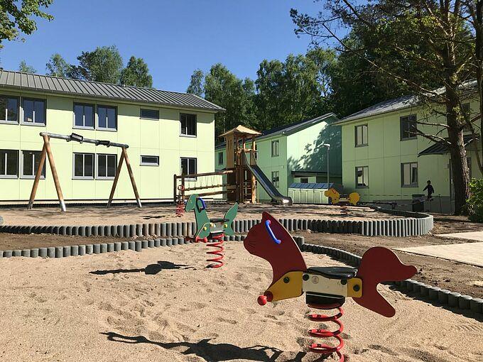 Wohnunterkunft Björnsonweg in Blankenese