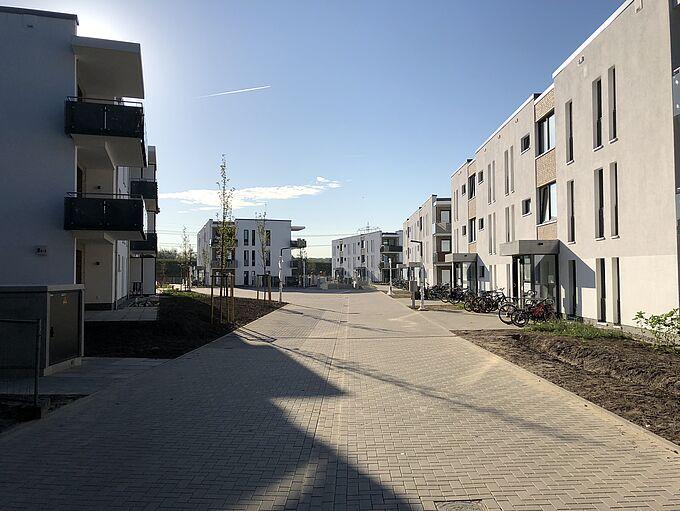 Unterkunft mit der Perspektive Wohnen Duvenacker in Eidelstedt