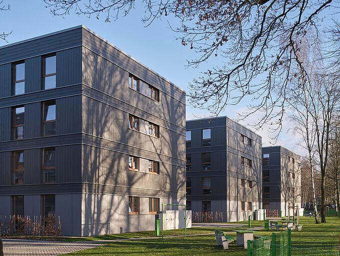 Wohnunterkunft Papenreye in Groß Borstel