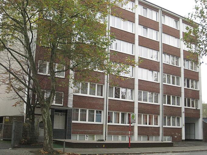 Wohnunterkunft Wendenstraße in Hamm