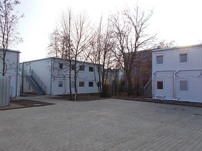 Wohnunterkunft Georg-Wilhelm-Straße in Wilhelmsburg
