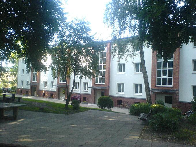 Wohnanlage Suhrenkamp in Alsterdorf