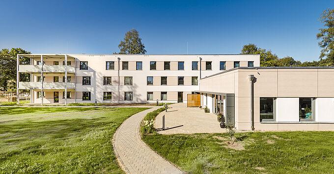 Wohnhaus Meilerstraße in Farmsen