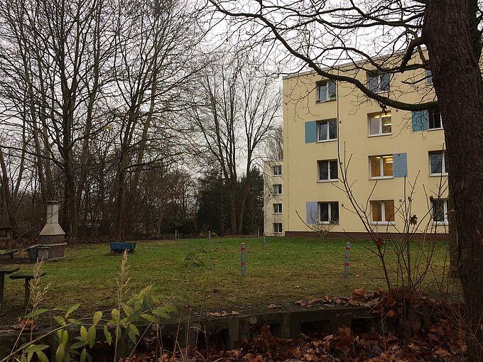 Wohnunterkunft Bornmoor in Stellingen