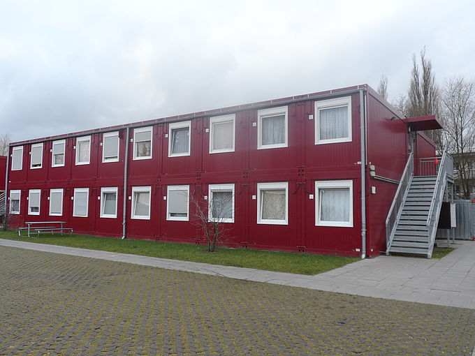 Wohnunterkunft Eschenweg in Fuhlsbüttel