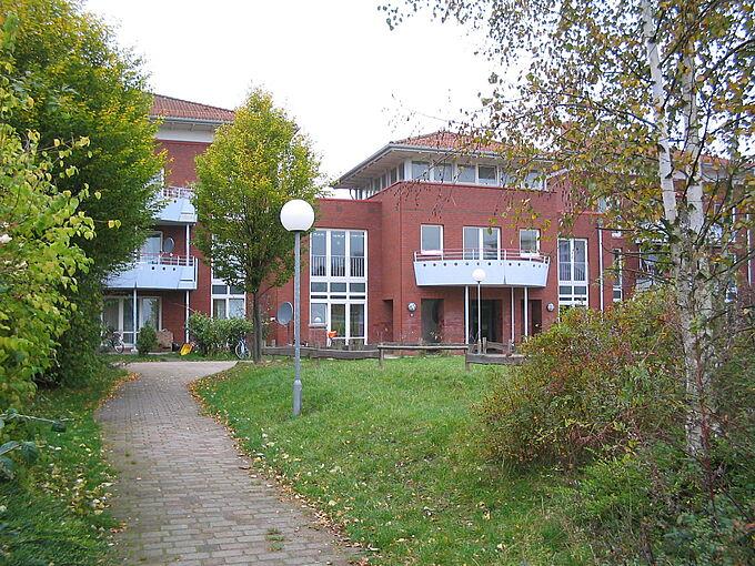 Wohnanlage Lohkampstraße in Eidelstedt