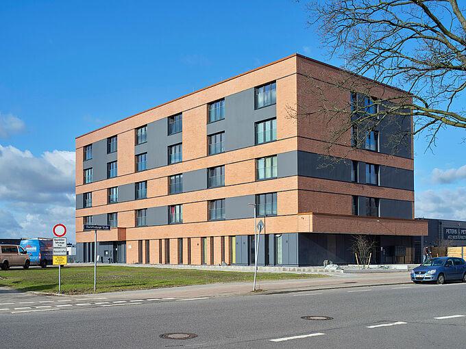 Wohnhaus Charlottenburger Straße