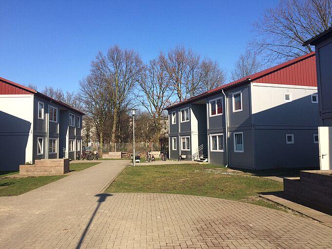 Wohnunterkunft Am Veringhof