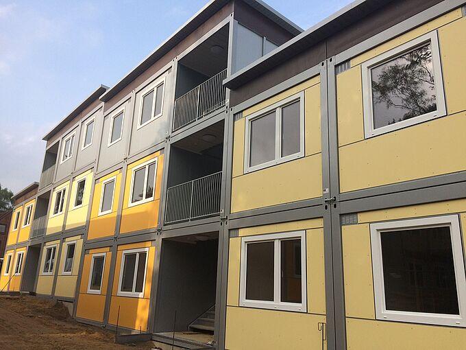 Wohnunterkunft Sinstorfer Kirchweg in Sinstorf