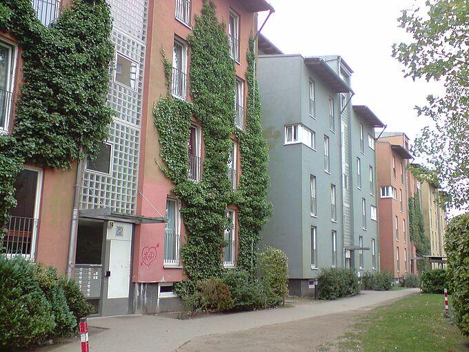Wohnunterkunft Sibeliusstraße in Bahrenfeld