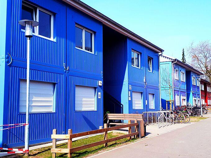 Wohnunterkunft Freiligrathstraße in Hohenfelde