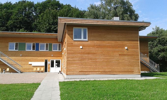 Wohnunterkunft Krausestraße in Dulsberg