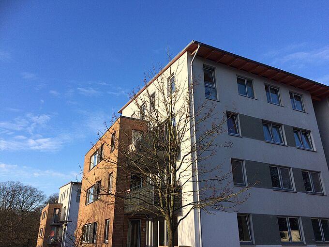 Wohnunterkunft Winsener Straße in Sinstorf