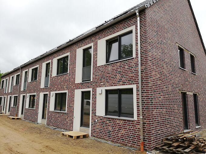 Unterkunft mit der Perspektive Wohnen Haferblöcken in Billstedt