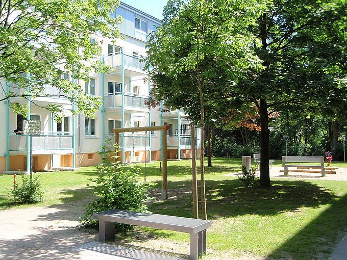 Wohnanlage Mendelstraße in Lohbrügge