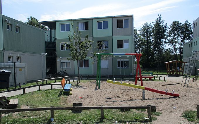 Wohnunterkunft Brookkehre in Bergedorf