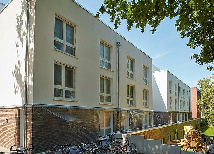 Wohnunterkunft Große Bahnstraße in Stellingen