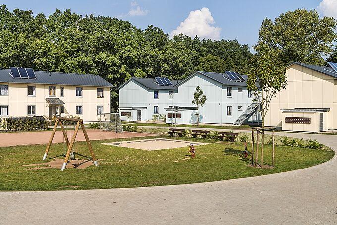 Wohnunterkunft Jugendparkweg in Langenhorn
