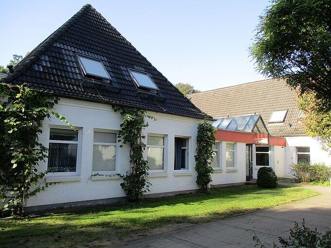Wohnunterkunft Bahngärten in Marienthal