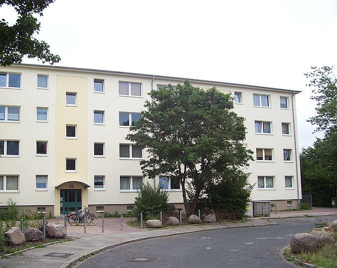 Wohnanlage Spliedtring in Billstedt