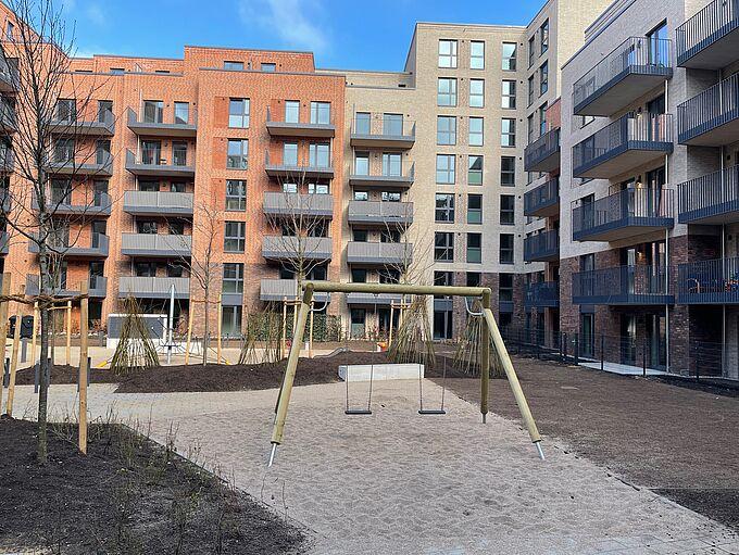 Unterkunft mit der Perspektive Wohnen Baurstraße in Othmarschen