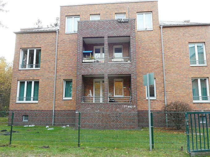 Wohnunterkunft Fibigerstraße in Langenhorn