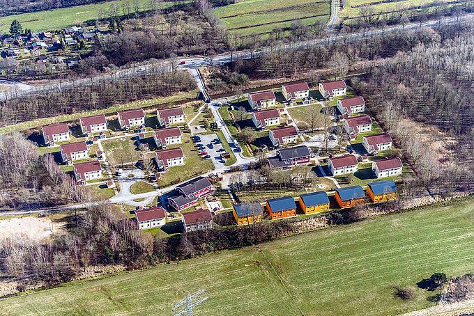 Wohnunterkunft Curslacker Neuer Deich in Curslack