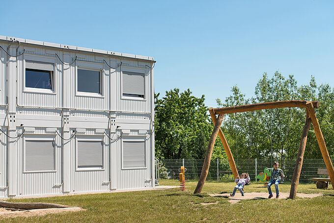 Wohnunterkunft Curslacker Neuer Deich in Bergedorf