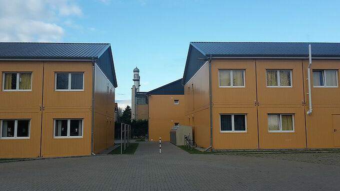 Wohnunterkunft Pinneberger Straße in Schnelsen