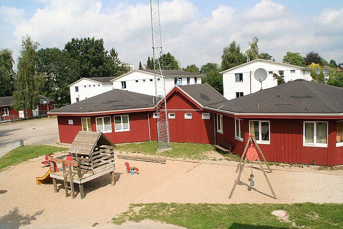 Wohnunterkunft Steilshooper Allee in Bramfeld