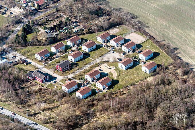 Wohnunterkunft Mattkamp in Billstedt