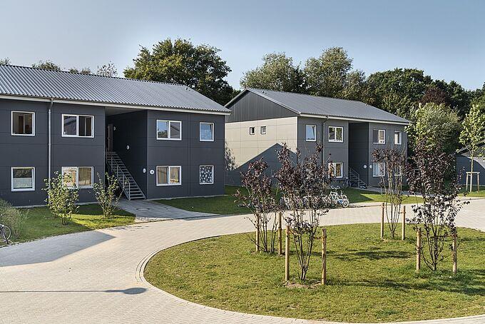 Wohnunterkunft Rodenbeker Straße in Bergstedt