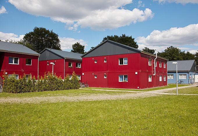 Wohnunterkunft Holmbrook in Othmarschen