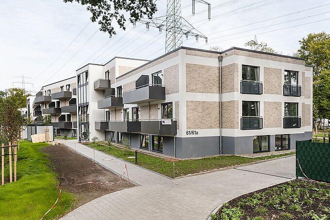 Wohnunterkunft Sieker Landstraße in Rahlstedt