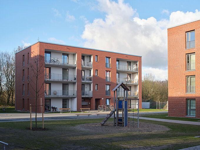 Unterkunft mit der Perspektive Wohnen Ohlendiekshöhe in Poppenbüttel