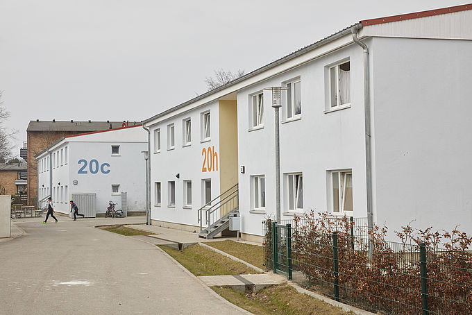 Wohnunterkunft Elfsaal