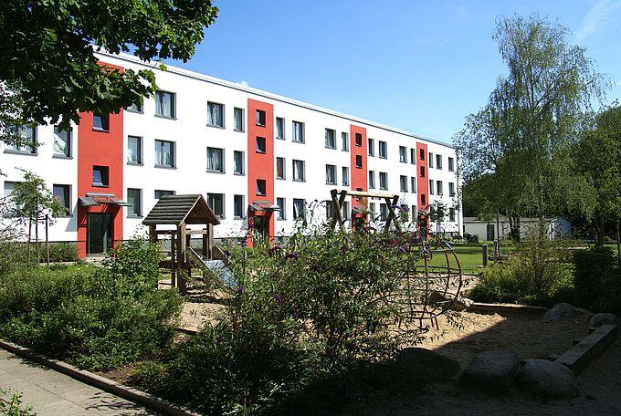 Wohnanlage Großlohering in Rahlstedt