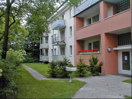 Wohnanlage Notkestraße in Bahrenfeld